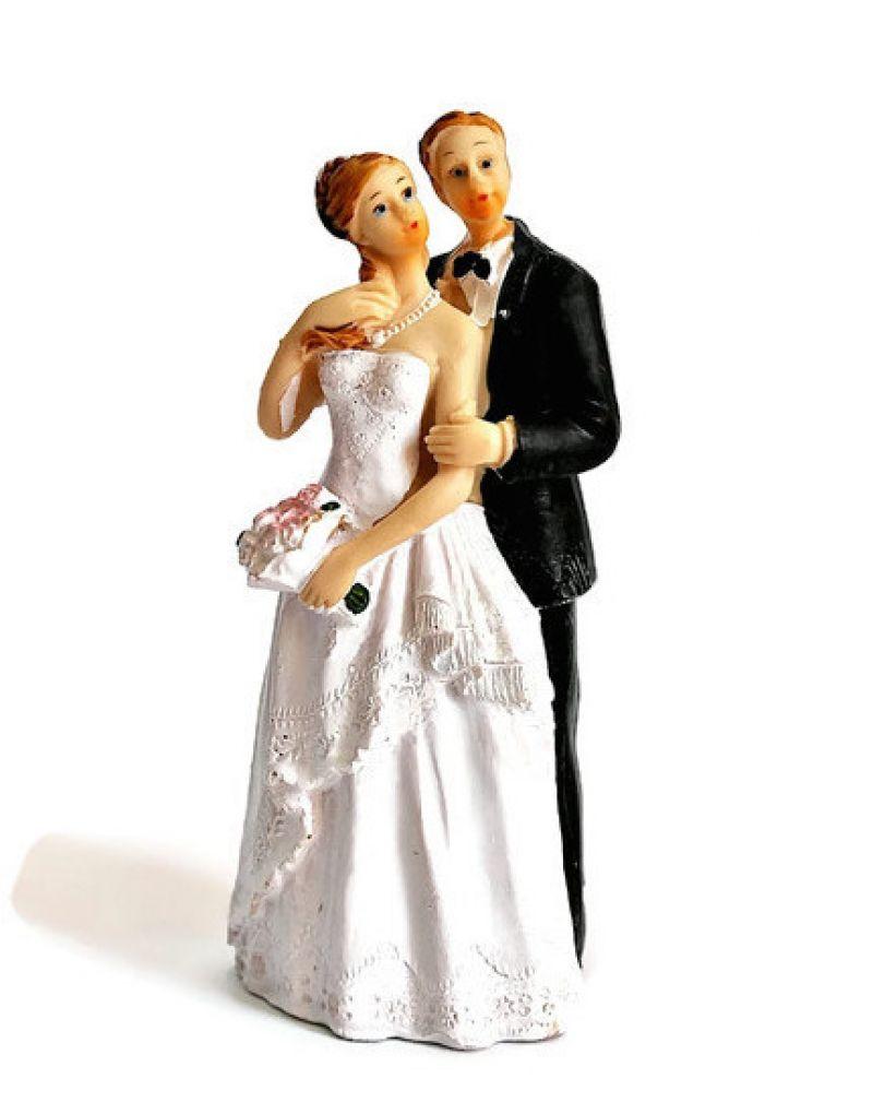 Figurina Tort Nunta Cu Mirii Amo 000 521 Selfeventsro