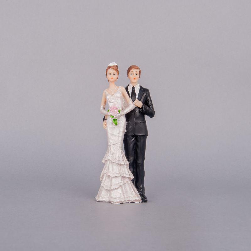 Figurina Tort Nunta Mire Si Mireasa Amo 000 521 Selfeventsro