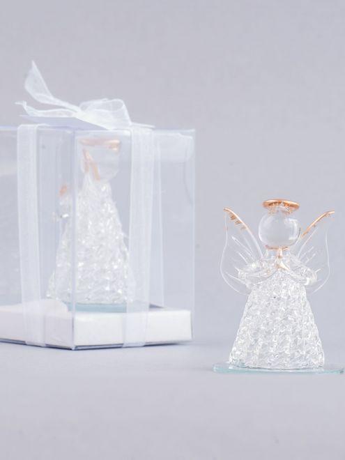 Marturii nunta ingeras sticla